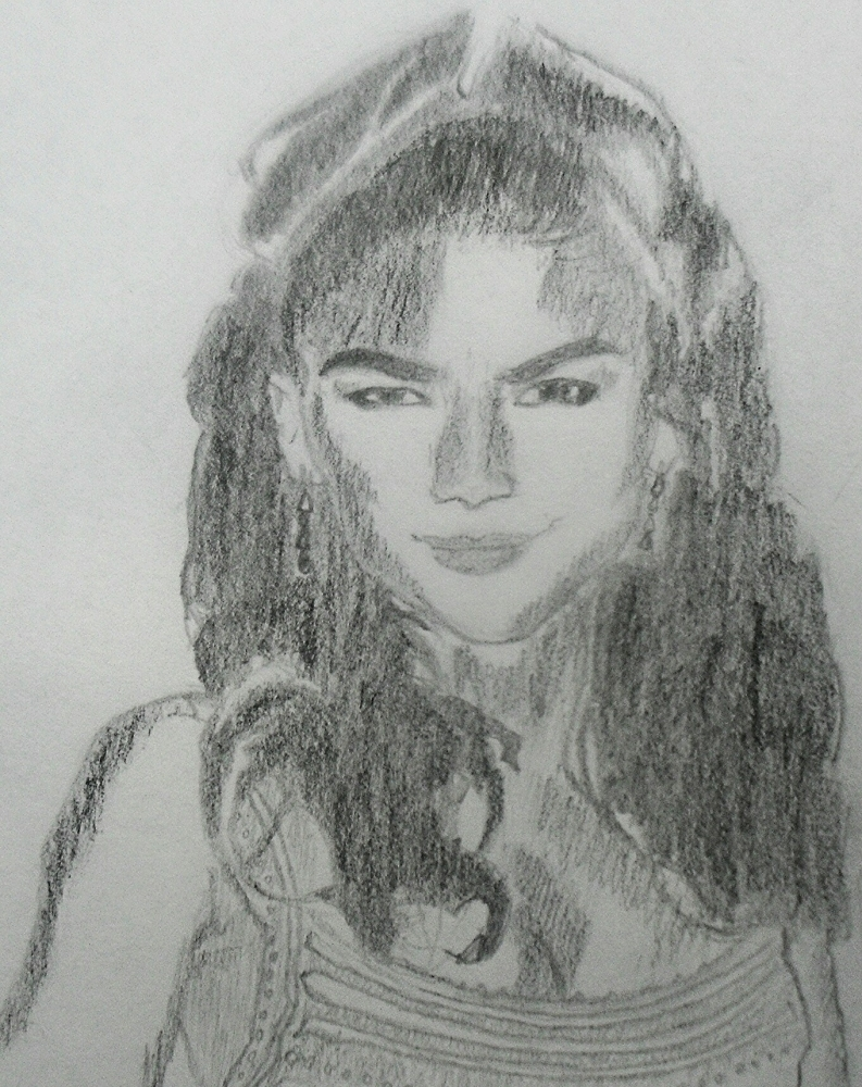 Zendaya Coleman by okass